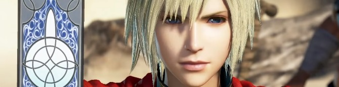 Dissidia Final Fantasy NT Gets Launch Character Roster Trailer