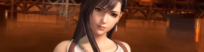 Dissidia Final Fantasy Nt Tifa Lockhart From Final Fantasy