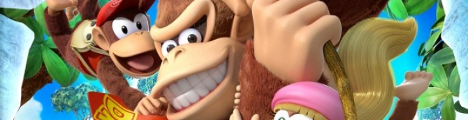 Donkey Kong Country: Tropical Freeze Creates Quite a Buzz at NYCC