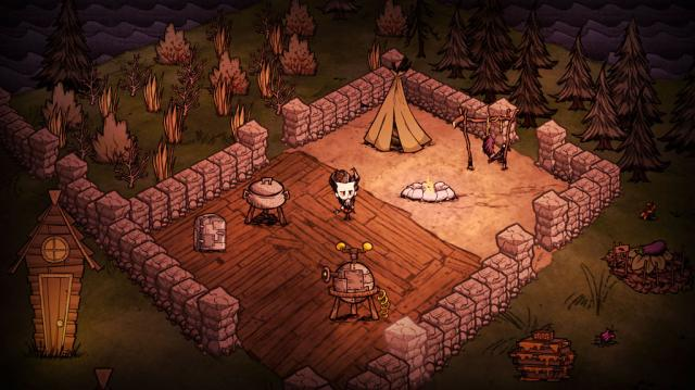 dont starve Jan 17th 2014  2