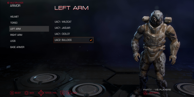 Doom Beta Customize
