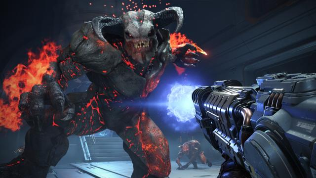 Doom Eternal on Switch was on 'Another Level Entirely' Compared to Other Switch Ports