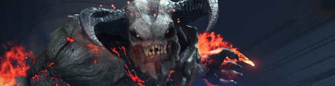 Doom Eternal Gets Debut Gameplay Trailer