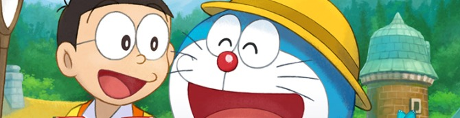Doraemon Story of Seasons Release Date Announced for the West