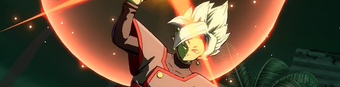 Dragon Ball FighterZ Gets Fused Zamasu Screenshots