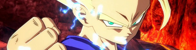 Dragon Ball FighterZ Headed to Switch in 2018