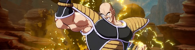 Dragon Ball FighterZ Screenshots Showcase Nappa, Ginyu Force