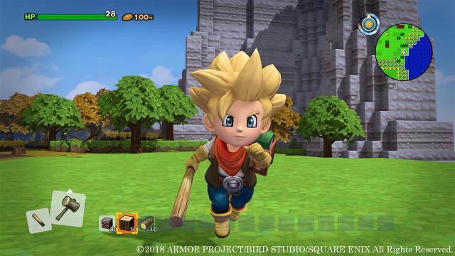 Dragon Quest Builders 2 Memukul Xbox One dan Xbox Game Pass untuk Konsol dan PC pada 4 Mei