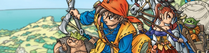 Dragon Quest I-VIII are Coming to iOS and Android