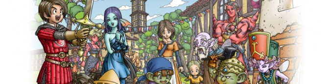 Dragon Quest X Will Come to PC in September