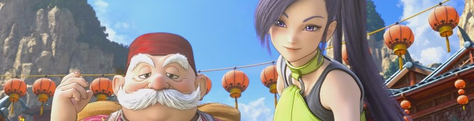 Dragon Quest XI Tops Japanese Charts for 4th Week