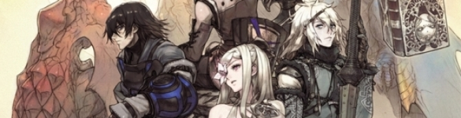 Drakengard 3 Announced for Western Release