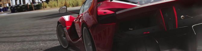 DriveClub to Get New Cars in December, New Tracks Next Year