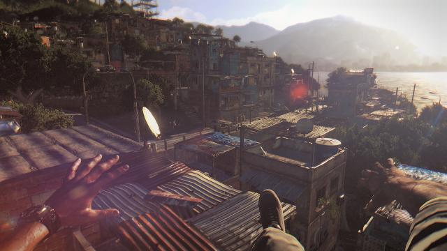 Dyinglight 4. While There Arenu0027t Many Significant Improvements To Combat,  The Removal Of The Workbench To Repair Weapons And Craft Other Items Helps  To Make ...