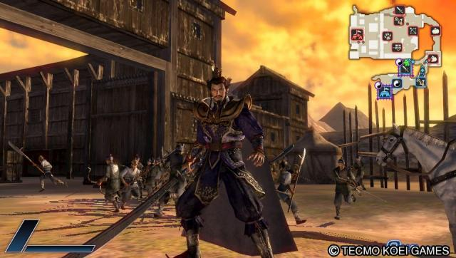 Dynasty Warriors 1