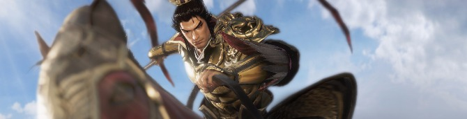 Dynasty Warriors 9 Launches Worldwide in Early 2018
