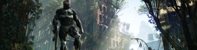 EA Shows off a Crysis 3 of Epic Proportions