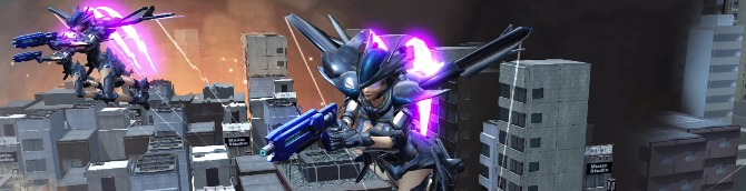 Earth Defense Force 4.1: Wing Diver The Shooter Out Now Worldwide on Steam