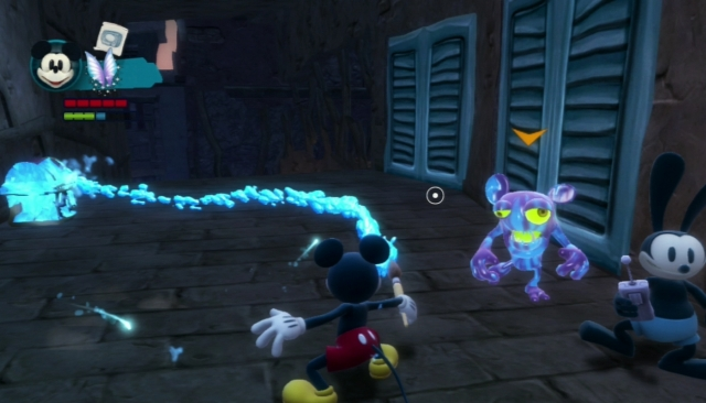 Epic Mickey 2 01
