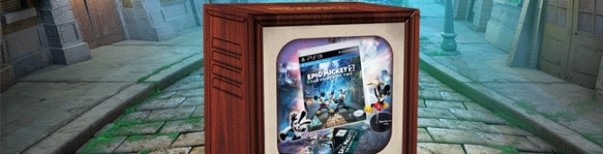 Epic Mickey 2 Collector's Edition Revealed