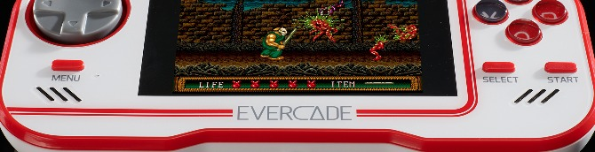 Evercade Product Director Talks About the New Retro Games Console