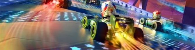 F1 Race Stars - Debut Gameplay Trailer