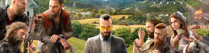 Far Cry 5 Delayed to March 27, The Crew 2 Delayed to First Half of Next Fiscal Year