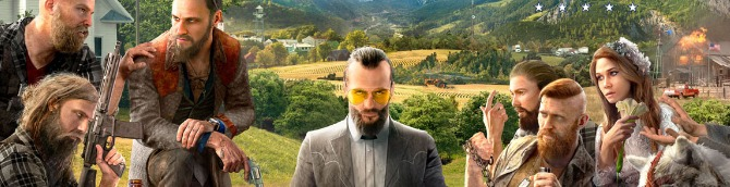 Far Cry 5 Sells an Estimated 2.4 Million Units First Week at Retail