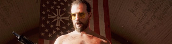 Far Cry 5 Tops UK Charts for Third Straight Week