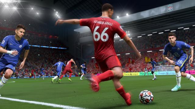 FIFA 22 Takes Top 5 Spots on the Italian Charts