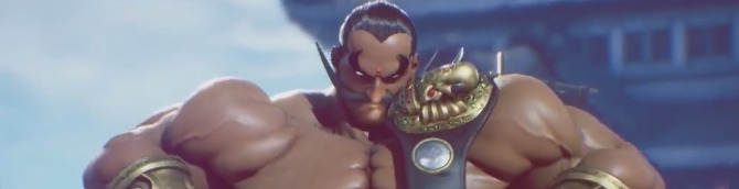 Fighting EX Layer Gets 12 Minute Gameplay Video