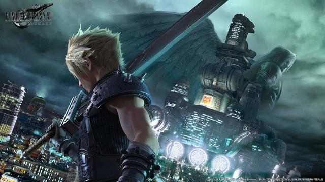 Square Enix Files 3 Trademarks in Japan Related to  Final Fantasy VII