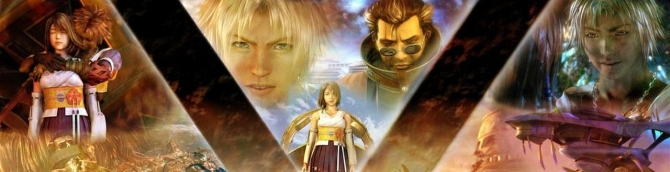 Final Fantasy X and X-2 HD Gets Release Date in Japan