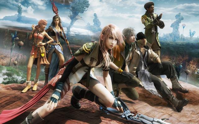 More Final Fantasy Games Coming to Xbox Game Pass in 2021