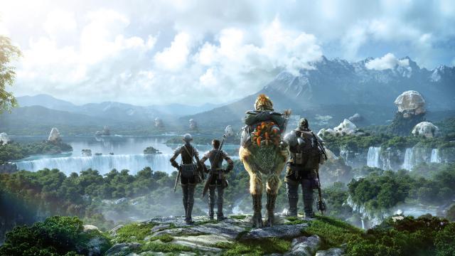 Final Fantasy XIV Online Starter Edition Gratuit sur PS4 jusqu'au 26 mai