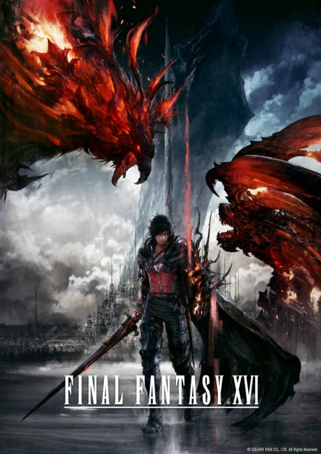 Final Fantasy XVI Teaser Website Reveals Tons of New Information