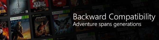 Final Xbox One Backward Compatible Games Announced - VGChartz