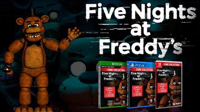 Five Nights at Freddy's: Core Collection Diluncurkan 12 Januari 2021 untuk Switch, PS4, dan Xbox OneFive Nights di Freddy's: Core Collection Diluncurkan 12 Januari 2021 untuk Switch, PS4, dan Xbox One