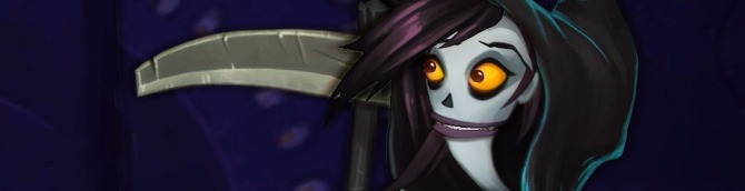 Flipping Death Coming to PS4