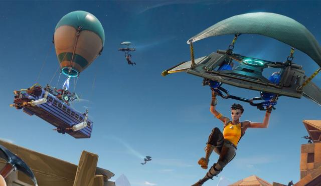 fortnite is out now for the playstation 4 xbox one windows pc ios and android - fortnite xbox one rating