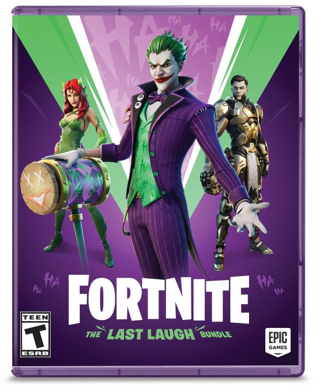 Fortnite: The Last Laugh Bundle Announced for Xbox Series X, PS5, Switch, PS4, and Xbox One