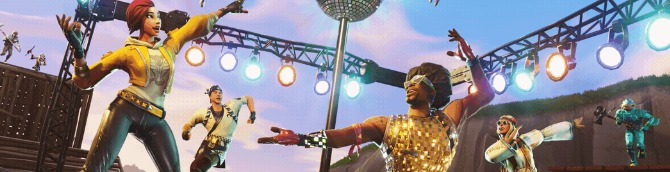 Fortnite V6.02 Adds Disco Domination and Quad Rocket Launcher