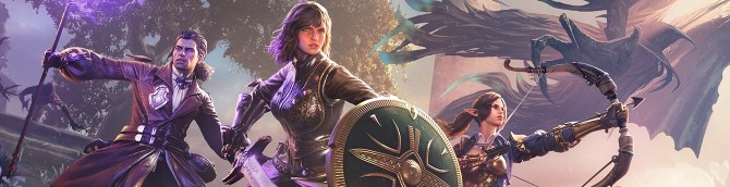 Free-to-Play Action RPG Bless Unleashed Headed to PC in Early 2021