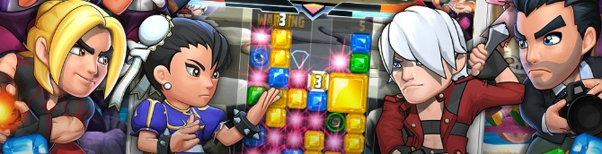 Free-to-Play Game Puzzle Fighter Launches Worldwide 'Later This Week' for iOS and Android
