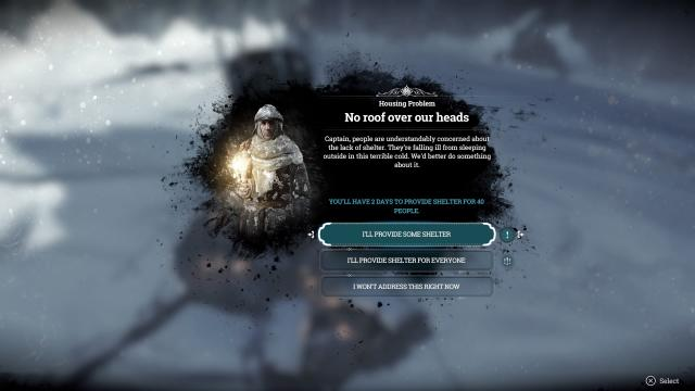 Frostpunk:Console Edition Tasks