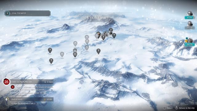Frostpunk:Console Edition Scouting