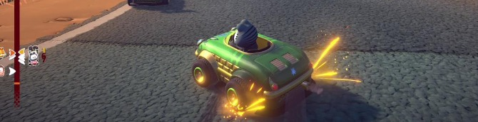 Garfield Kart Furious Racing Announced For Ns Ps4 X1 Steam