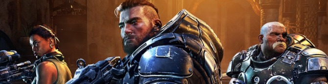 Gears Tactics Runs at 4K and 60 FPS on Xbox Series X, 1440p and 60 FPS on Xbox Series S