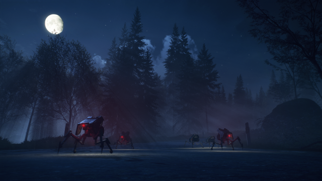 Generation Zero night