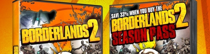 Get Borderlands 2 and Season Pass for $25 Today on Amazon